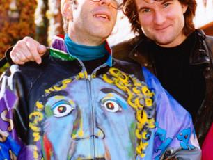 How I Met Bob Fischer                              on Halloween Weekend, 1982