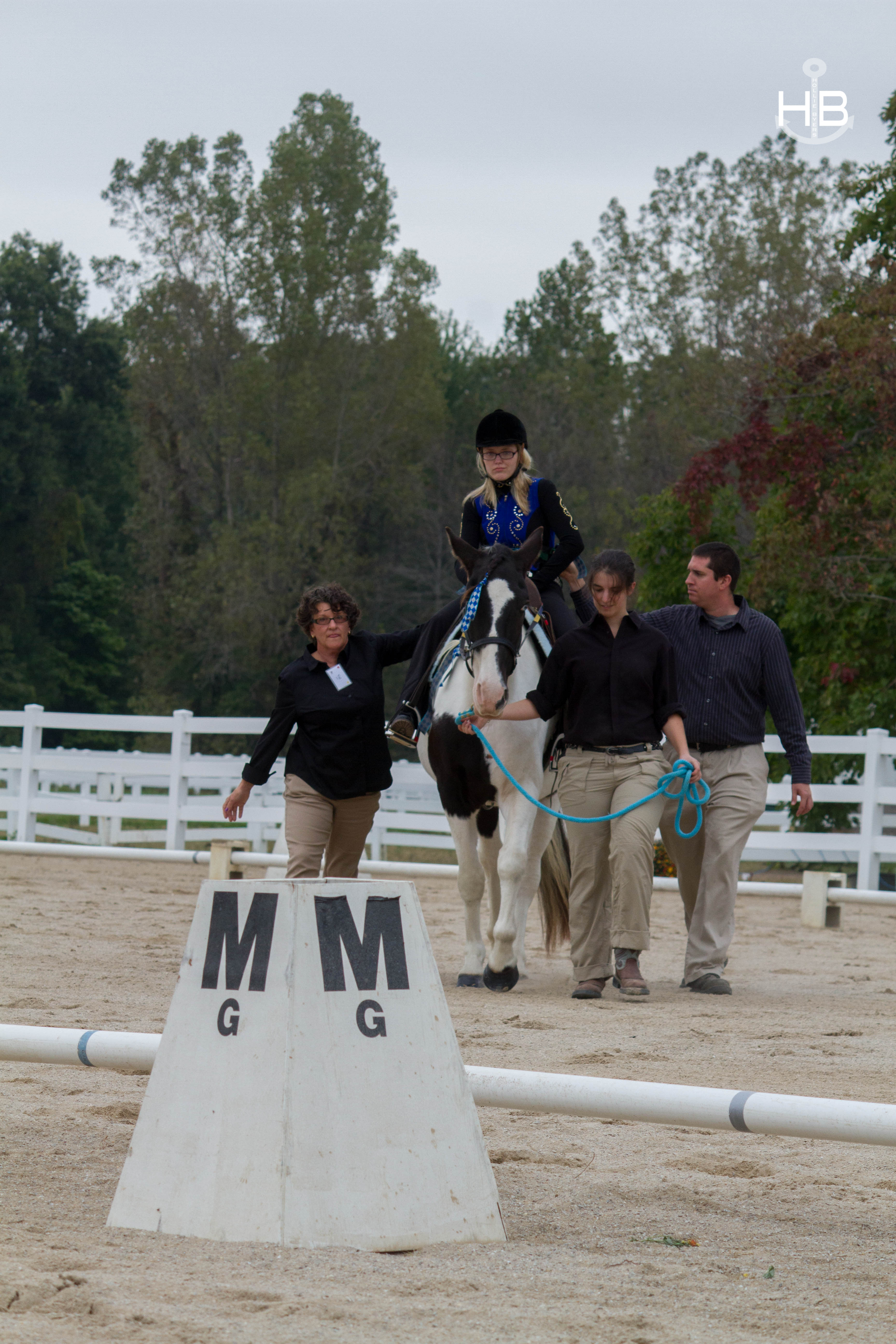 MC Benefit Dressage Show