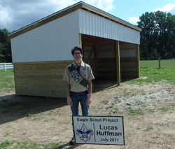 Reins of Life- Eagle Scout Project