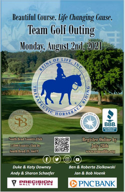 Reins of Life, Inc. Golf Outing
