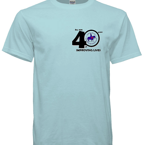 40 Years of Reins T-Shirt