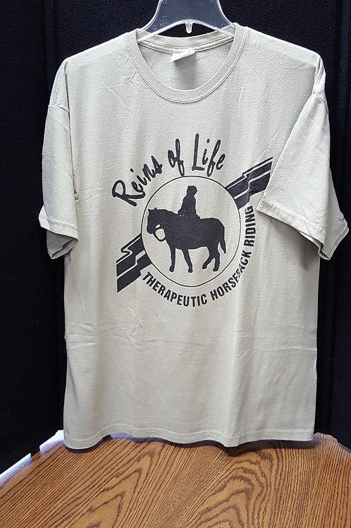 ROL Ribbon Logo Tee
