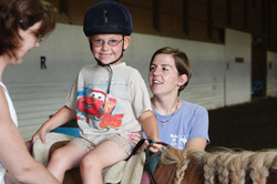 Therapeutic Riding Reins of Life