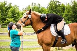 Therapeutic Horseback Riding