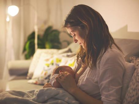 """Mida teha, kui sinu beebil on """"halvad"""" magamisharjumused?"""