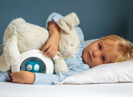 Kas sinu laps näeb õudusunenägusid?