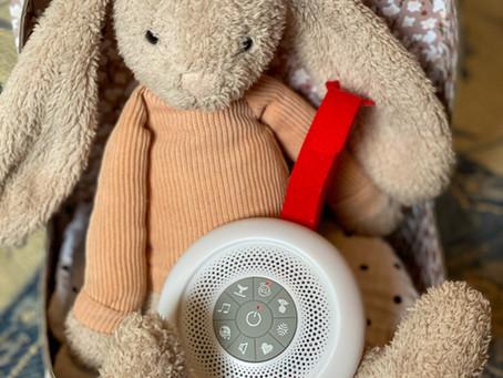 Beebirahustaja Suzy – kas white noise aitab beebidel paremini magada?
