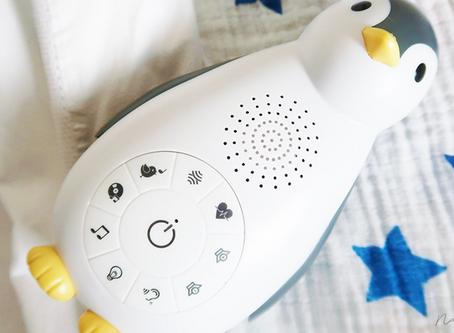 Zoë - muusikatoos ja Bluetooth kõlar sinu beebile