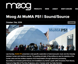Moog Music Blog