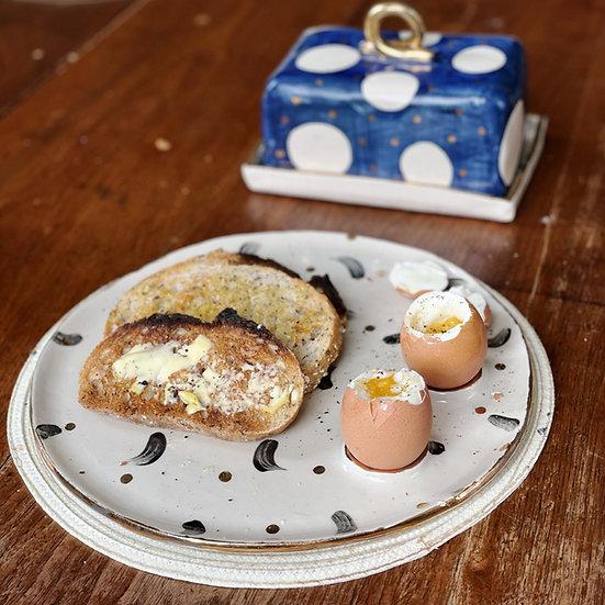 Dippy Egg Plate