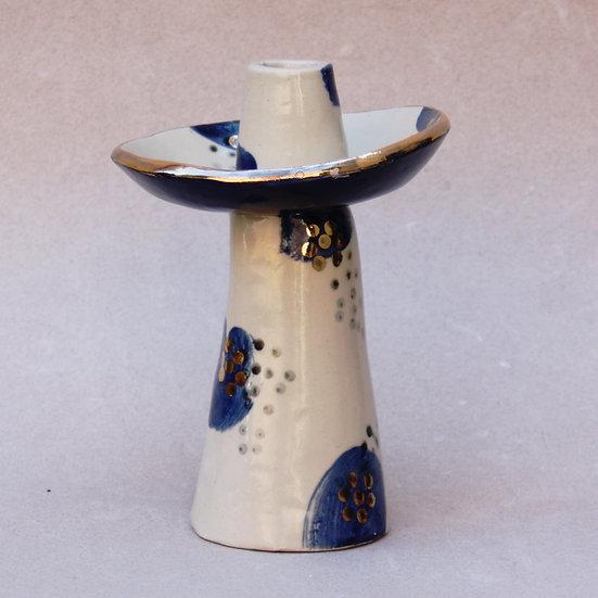 Nebula Tall Candleholder