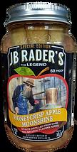 JB Rader's Honeycrisp Apple Moonshine