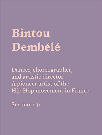 Bintou Dembélé