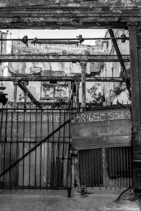 An old Garage