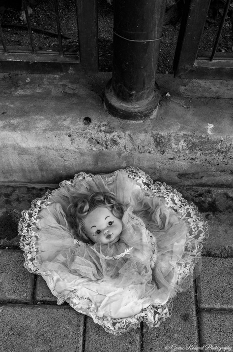 The abandoned Doll
