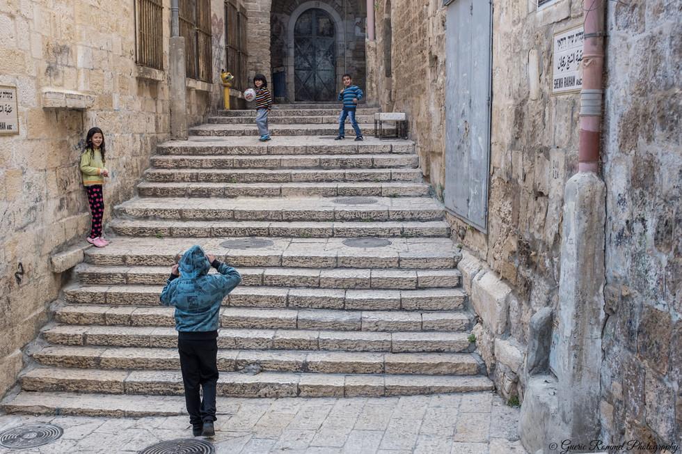 Jerusalem Kids