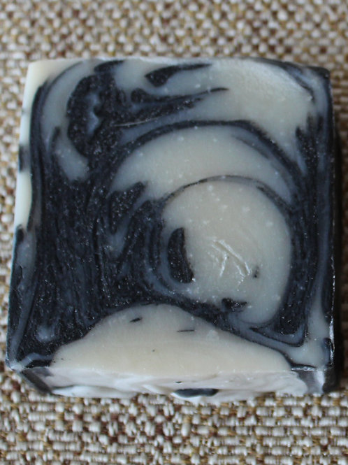 Unscented Hunter's Soap with Activated Charcoal