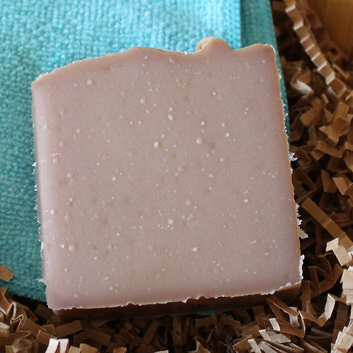 Cocoa Butter Cashmere Handmade Soap