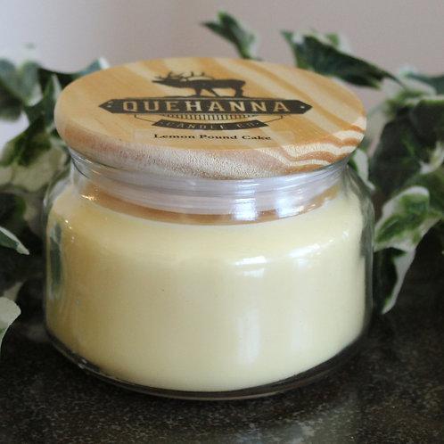 Lemon Poundcake Soy Candle