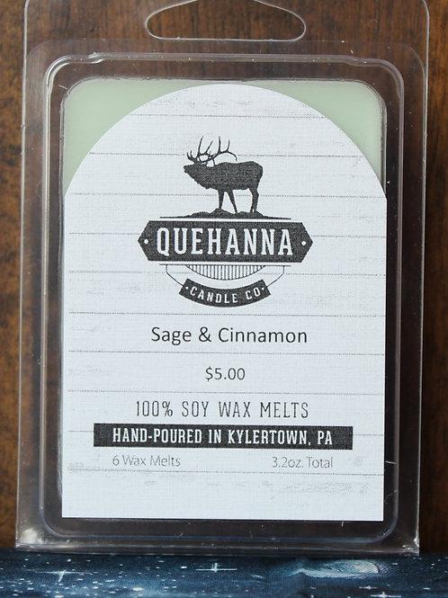 Sage & Cinnamon Soy Wax Melt