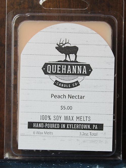 Peach Nectar Soy Wax Melt