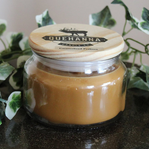 Country Vanilla Spice Soy Candle
