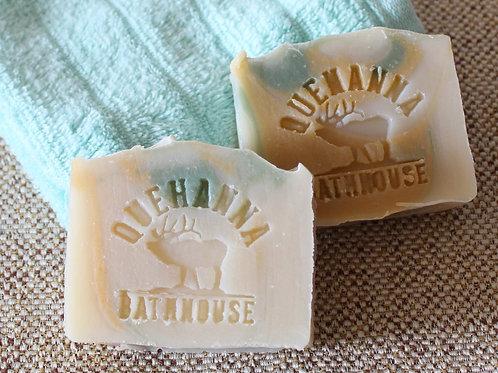 Grapefruit & Mint Handmade Soap