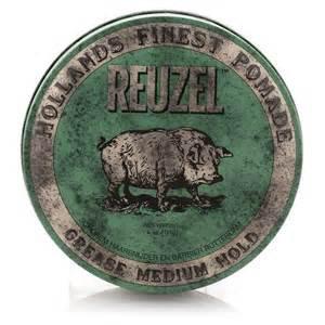GREEN REUZEL