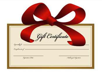 Gift Card #001