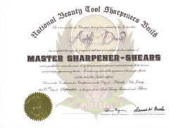 Master / Judge 2015 NBTSG