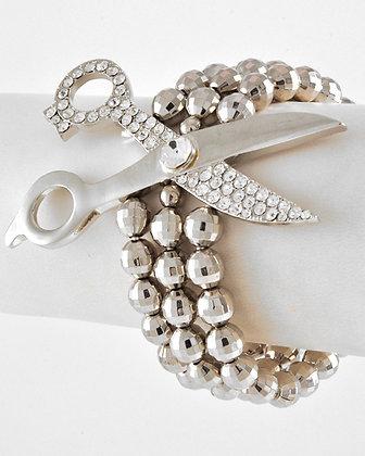 Shear/Scissor Bracelet #510