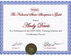 NSSG 2009