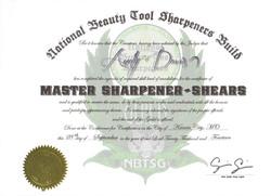Master / Judge 2014 NBTSG