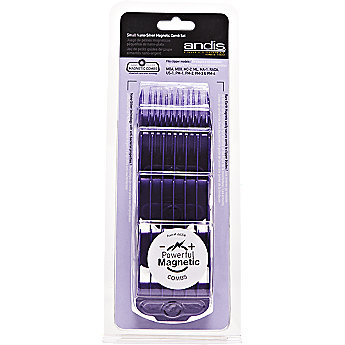 Andis Master Clipper Magnetic Combs