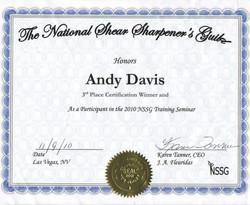 NSSG 2010