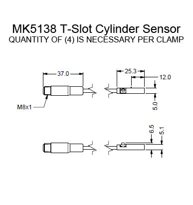 Efector Cylinder Sensors From Inateg