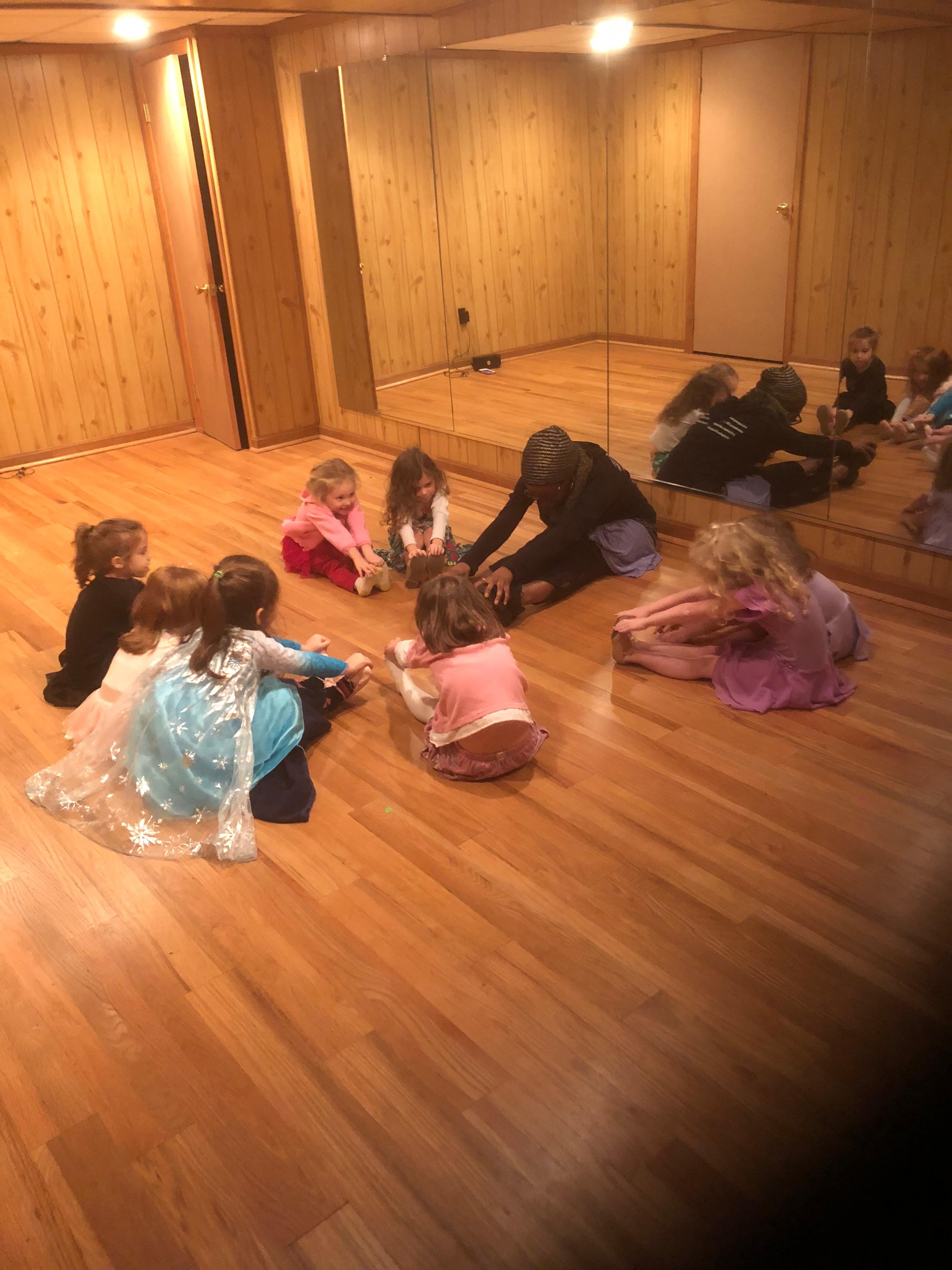 La Zooz Dance Preschool Program