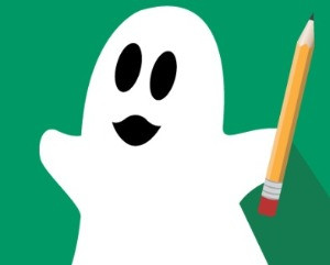 What is a Ghostwriter?