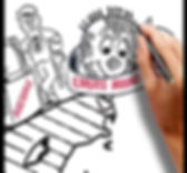 Animated movies, white board animation