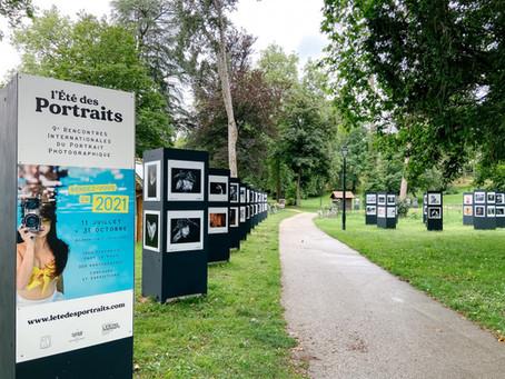 Votre photographe primée à la rencontre internationale de photographes à l'Été des Portraits