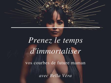 Coffret Glamour : présentation d'une séance avec Cléopâtre