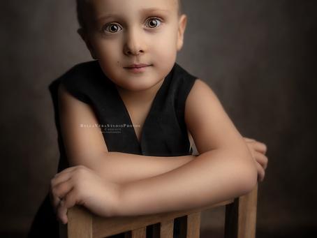 Immortaliser votre enfant : son portrait Fine Art