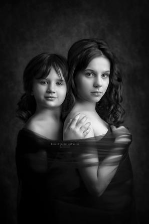 portrait d'art pohtographe famille esson