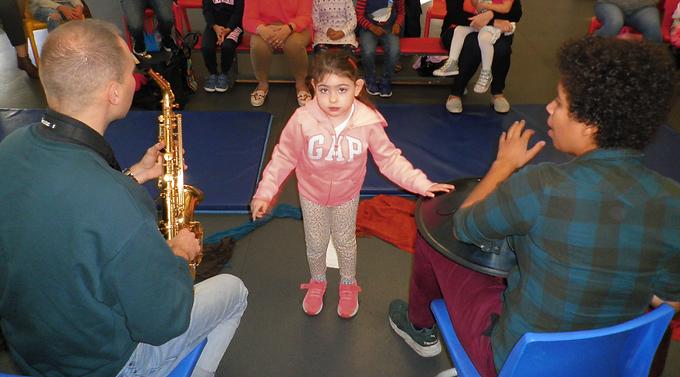 Boubakiki at Oakleigh Special School School
