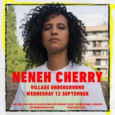 Neneh Cherry at Village Underground