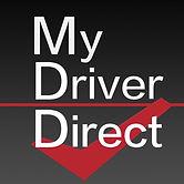 My Driver Direct Logo signage