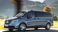 Airport Transfer Mercedes Premium Van