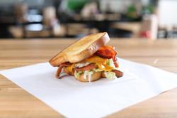 JCBB - BLT EGG AND CHEESE SANDWICH