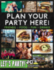 JC's Burger Bar - Party, Catering, Drinks