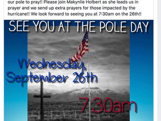 """AHLC Warns Against NC Public School-Endorsement of """"See You At The Pole"""" Prayer"""
